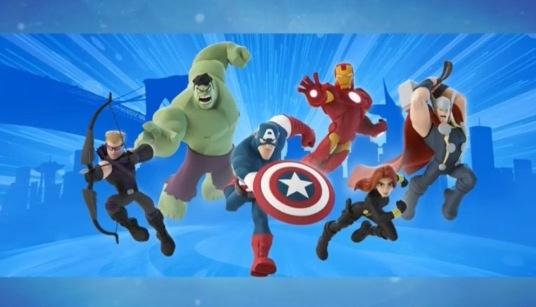 Disney Infinity 2.0: Marvel Super Heroes Announced