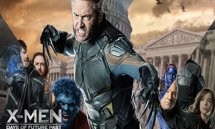 X-MEN DAYS OF FUTURE PAST Movie Review