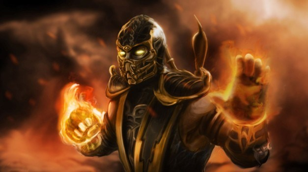 Mortal Kombat 10 Trailer