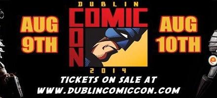 Dublin Comic Con 2014 (Cosplay Video)