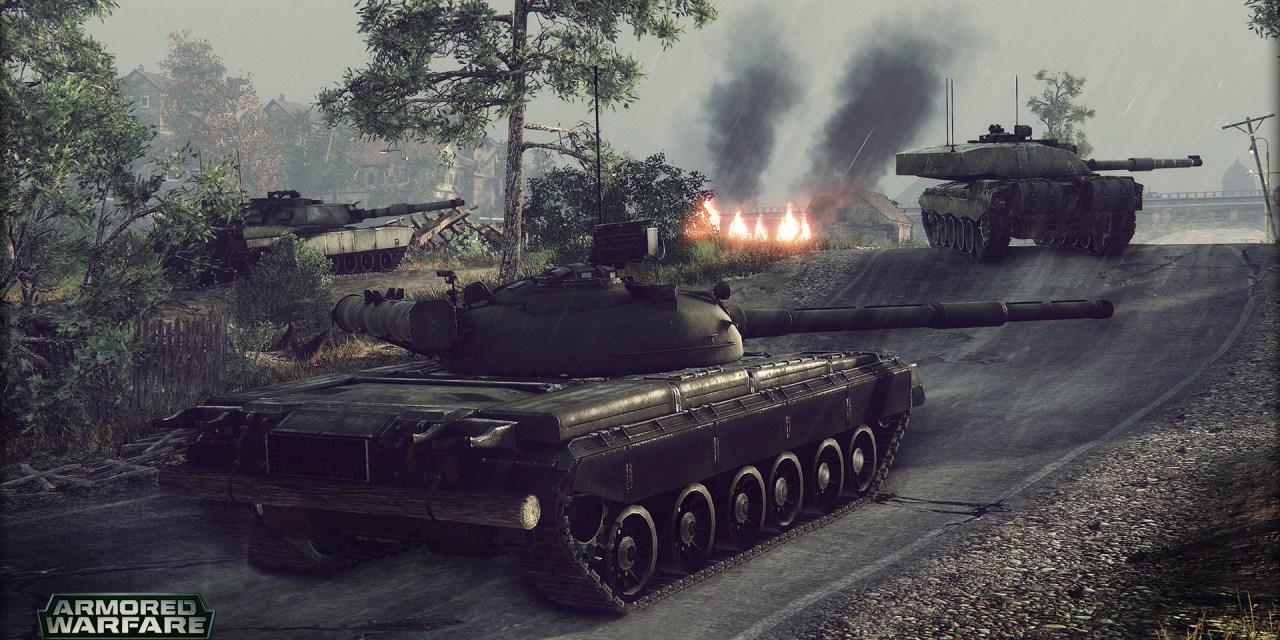 Armored Warfare – Gamescom Urban Warfare Trailer