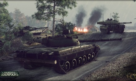 Armored Warfare – Gamescom Urban Warfare Trailer