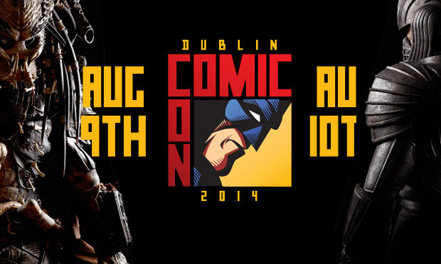 Dublin Comic-Con 2014 Review