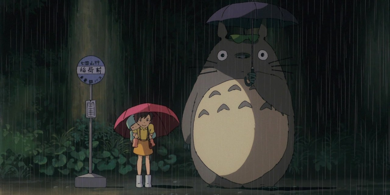 Review: My Neighbour Totoro