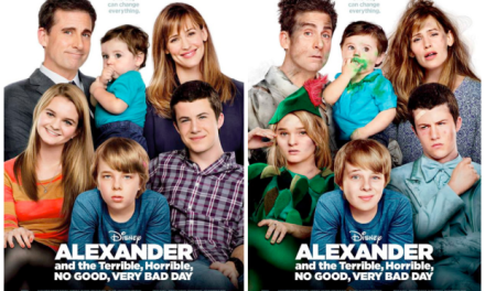 Movie Review: Alexander and the Terrible, Horrible, No Good, Very Bad Day