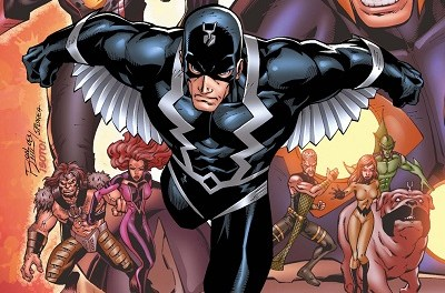 Inhumans Movie Coming