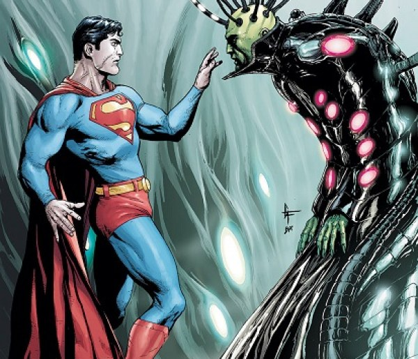 Brainiac as Justice League Villain? Who should play him?