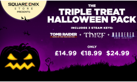 Square Enix Slash Prices in Halloween Sale