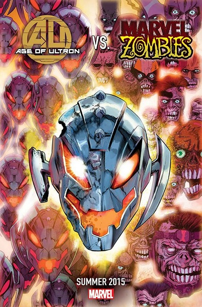 Marvel Teases Ultron Vs Zombies