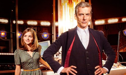 Doctor Who Series 8 Review