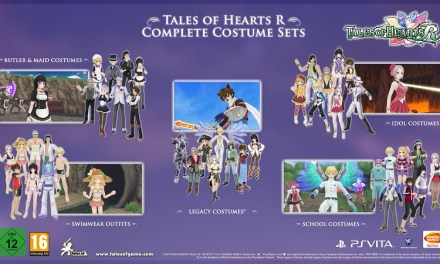 TALES OF HEARTS DLC News!