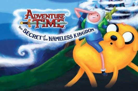 LITTLE ORBIT'S ADVENTURE TIME: THE SECRET OF THE NAMELESS KINGDOM AVAILABLE NOW