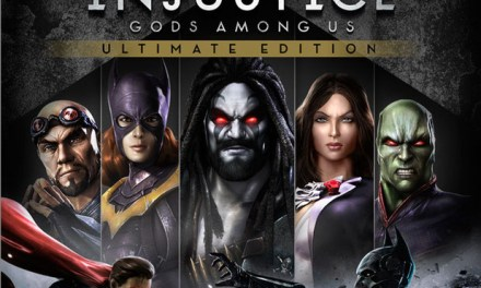 Video Game Review: Injustice Ultimate Edition