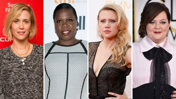News: Have the all new, all female Ghosbusters been chosen?