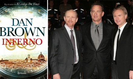"ROBERT LANGDON TO RETURN IN ""INFERNO"" STARRING TOM HANKS"