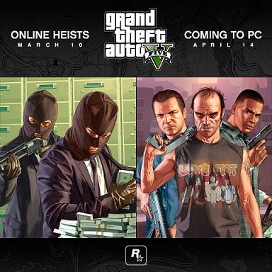 GTA 5 On PC Delayed Again!