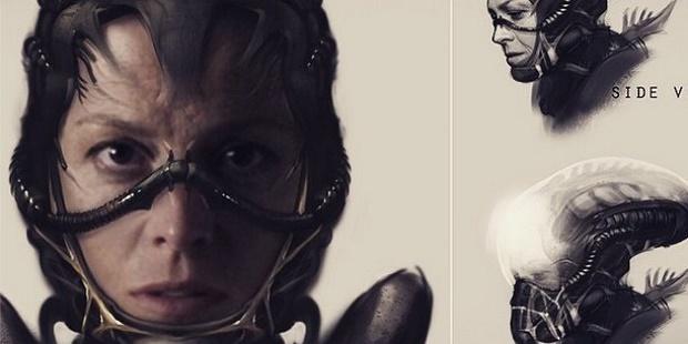 New 'Alien' Movie Confirmed with Director Neill Blomkamp