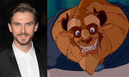 Dan Stevens cast as Beast in Beauty and the Beast