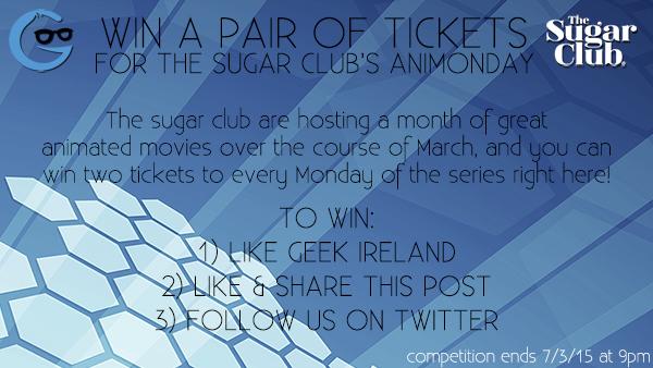 Sugar Club Animonday Competition