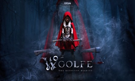 Get Ready for Red! – Woolfe: The Red Hood Diaries Out Now