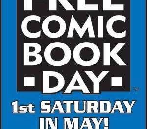 Free Comic Book Day 2015 – May 2nd