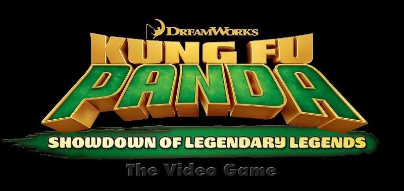 Kung Fu Panda: Showdown Of Legendary Legends Video Game