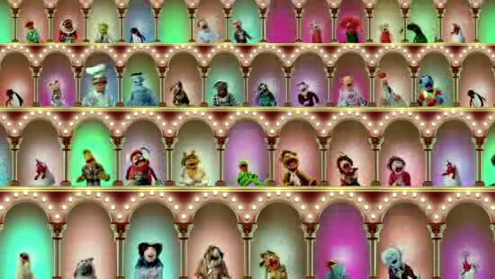 It's easy being green(lit) for Muppets Revival!