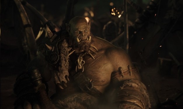 First official Warcraft images show off Orgrim!