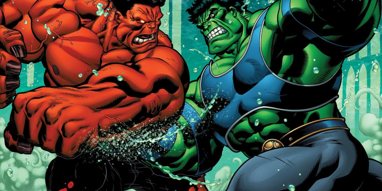 Captain America: Civil War to introduce a new Hulk?