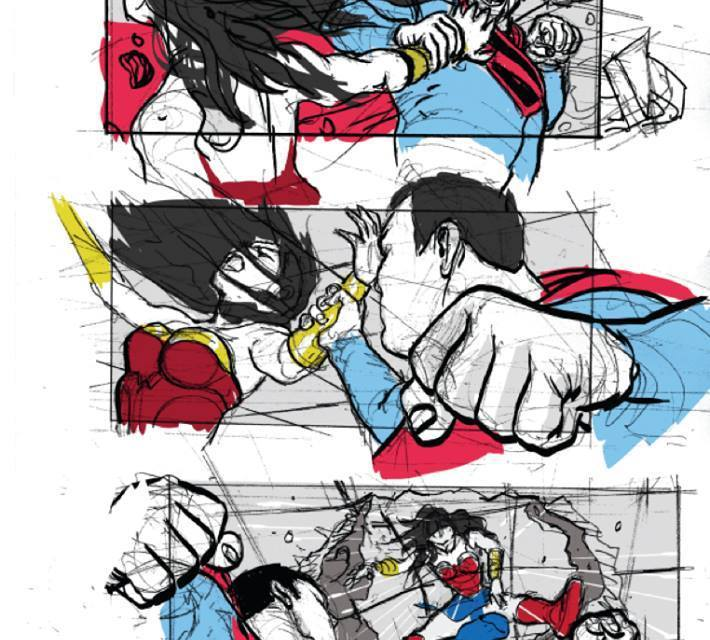 More Justice League Mortal Images Surface!
