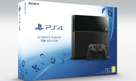 Sony has a 1TB PS4 on the way!!