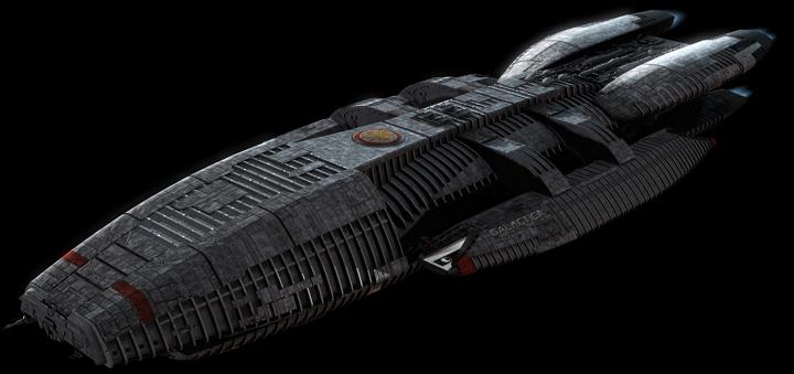 Great Episodes: Battlestar Galactica, '33'