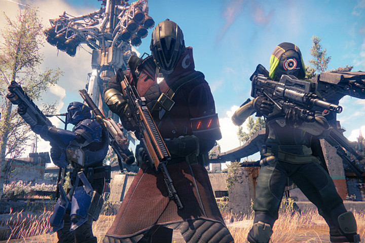 Big Weapon News for Destiny Fans!