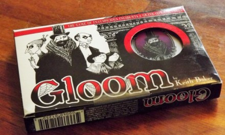 Monday Night Board-Gaming: Gloom