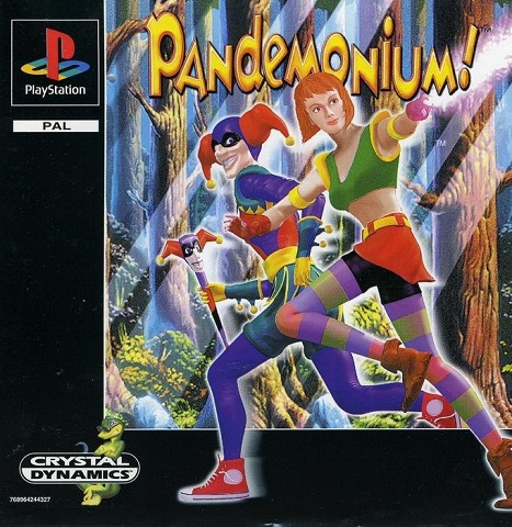 Forgotten Games: Pandemonium! Series