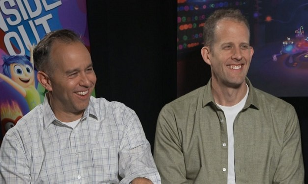 Speakin' Geek Special with Inside Out's Pete Docter & Jonas Rivera