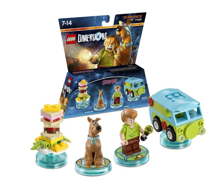 Scooby-Doo and LEGO Dimensions!? Zoinks!