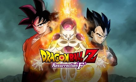 Dragon Ball Z: Resurrection of F to Screen in Irish Cinemas