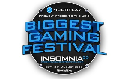 Gaming firsts at Insomnia55!
