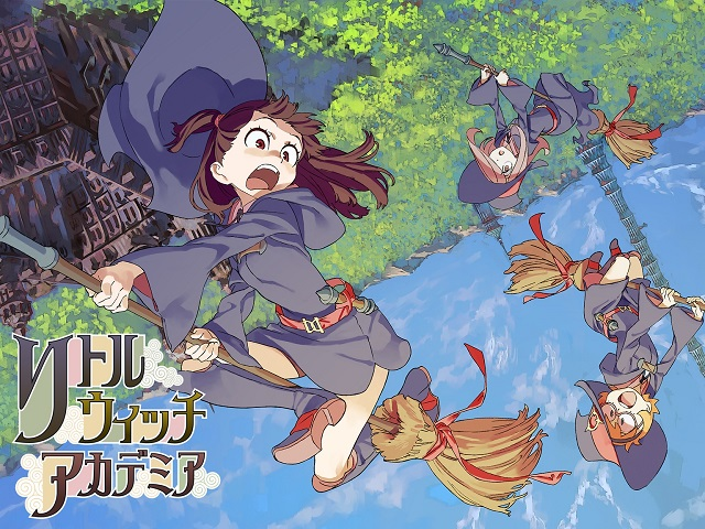 Little Witch Academia 2 Second Trailer