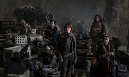 D23 Expo News: Star Wars Rogue One Cast Out in Force!