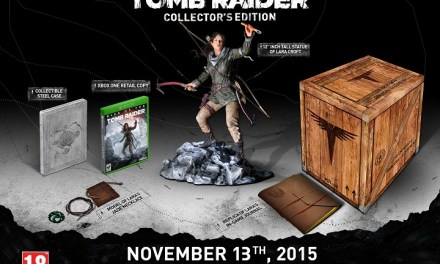 Square Enix announces exclusive Rise of the Tomb Raider Collector's Edition for Xbox One!