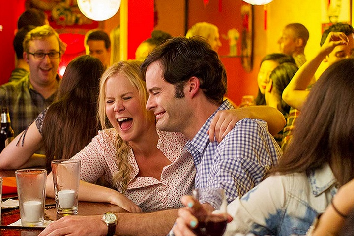 Review: Trainwreck, so much nudity!