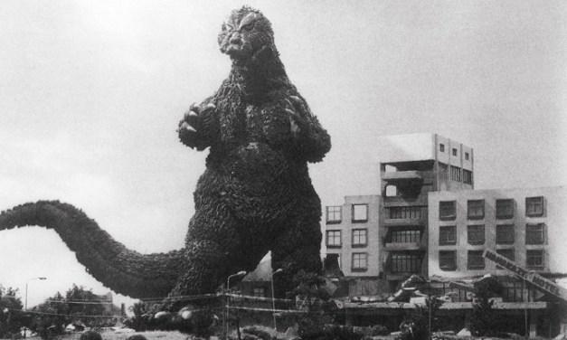 New Japanese Godzilla Movie Title & Cast