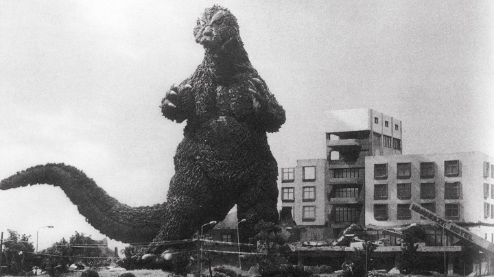 New Japanese Godzilla Movie Title & Cast