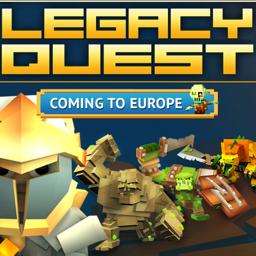 Epic RPG Legacy Quest released for Android & iOS!