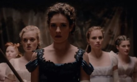 Lionsgate Unleash the Bennet Sisters in Pride and Prejudice and Zombies Trailer!