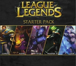League of Legends: Starter Bundle(Jungle)
