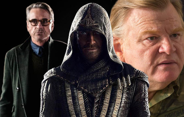 Irons and Gleeson Join Assassin's Creed