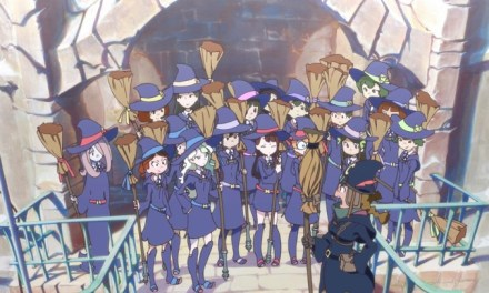 Little Witch Academia's Third Trailer